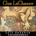 2012 Reserve Santa Cruz Mountains Chardonnay