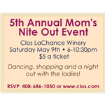 Mom's Nite Out Ticket