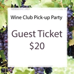 Wine Club Guest Ticket