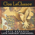2013 Late Harvest Zinfandel