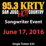 KRTY - June 17th Songwriters Show